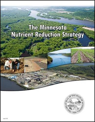 MN Nutrient Reduction Strategy cover page image