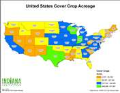 Thumbnail image of cover crops map