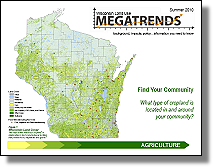 Wisconsin Land Use Megatrends