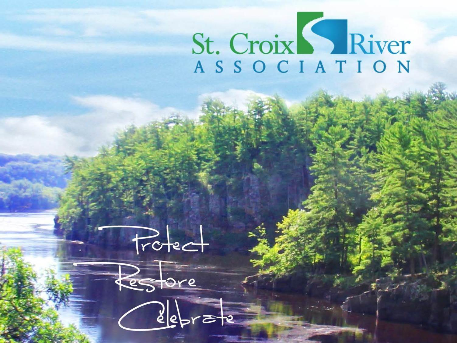 slide from St. Croix River presentation